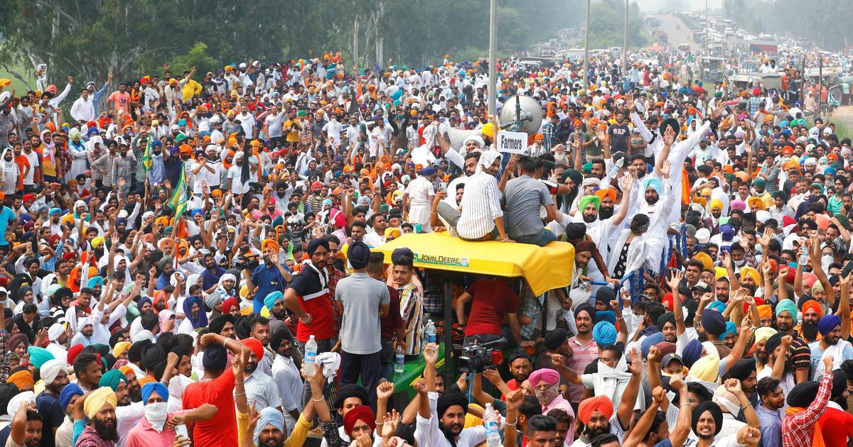 Samyukta Kisan Morcha to campaign against BJP in poll-bound states