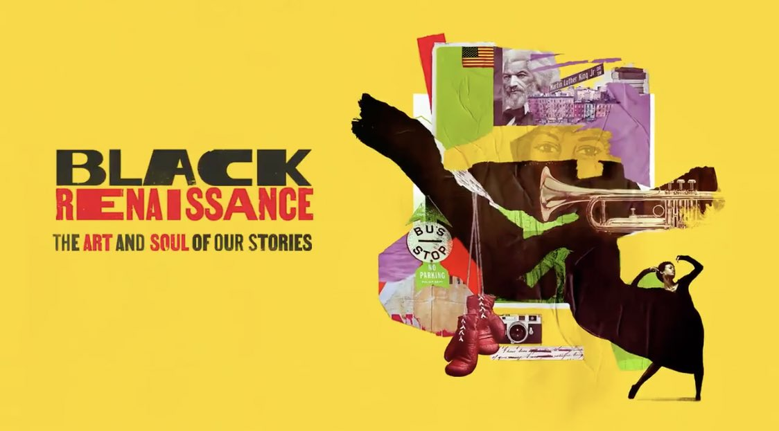 #BlackHistory #YouTubeOriginals  #BlackRenaissance:The Art and Soul of Our Stories | YouTube Originals  via @YouTube