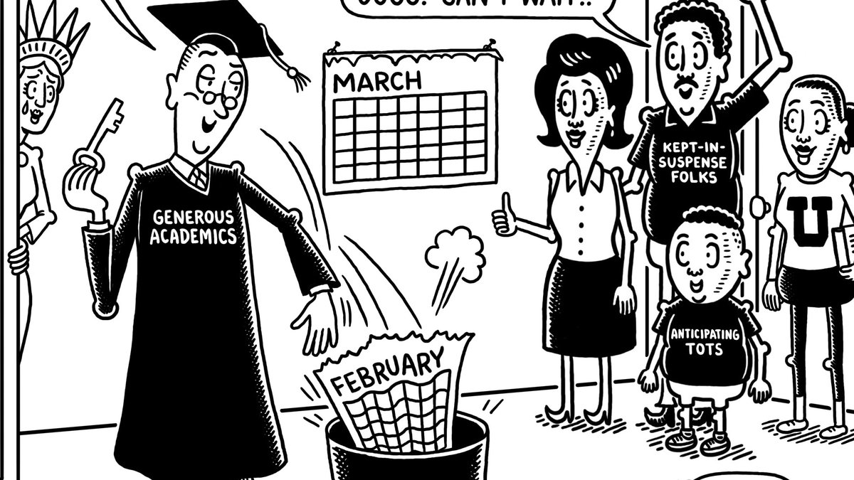 This Week's Editorial Cartoon: 'Non Protest March'