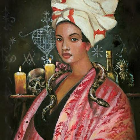 HILO sobre MARIE LAVEAU fue una Mambo #Vudú muy importante e influyente dentro del Hoodoo Voodoo en Nueva Orleans. Seguramente hayas visto su personaje en las series #AHS y #Sabrina y es que se debe a que aún, su #Leyenda y su memoria es muy importante y popular. SIGO...