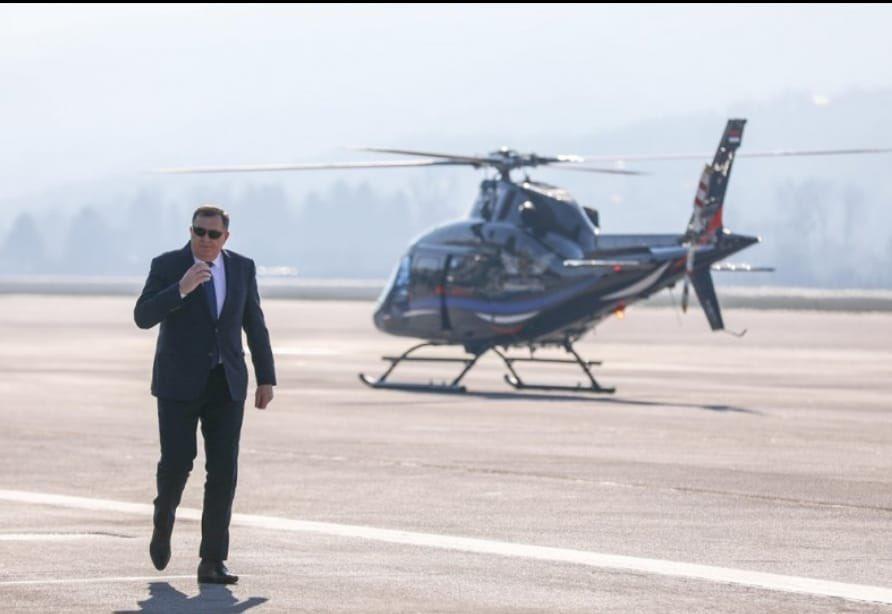 Čović proslavio 65. rođendan uz veliku tortu s obiteljskim grbom, Dodik stigao helikopterom - Page 2 EveNcVoXYAAEQKX