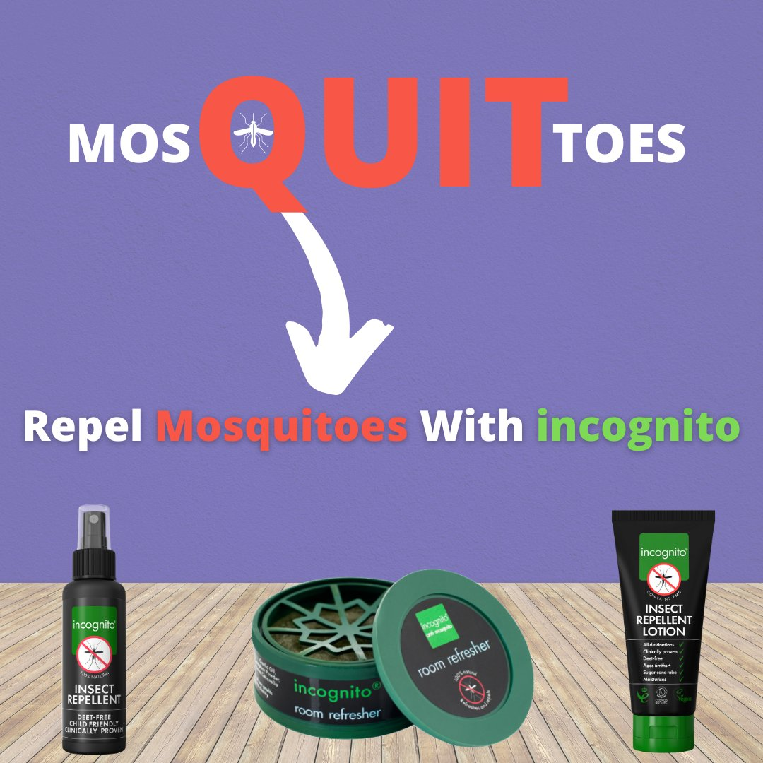 Repel Mosquitoes with incognito and save your house from dangerous diseases today! #mosquito #incognito #mosquito #Nature #StayProtected