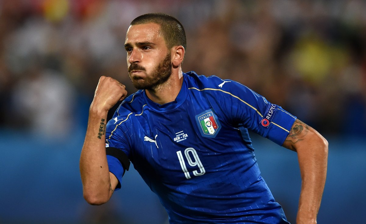 🇮🇹 Leonardo Bonucci made his international debut #OTD in 2010! The rest is history...  👕9⃣9⃣  @azzurri | @bonucci_leo19