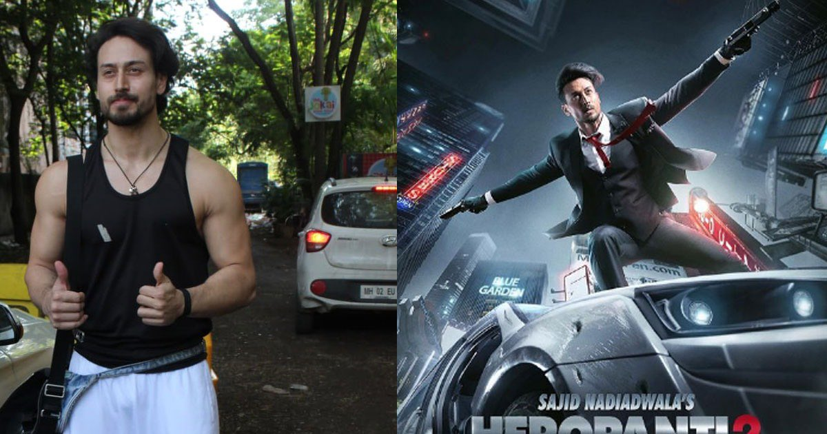Tiger Shroff gifts fans Heropanti 2 release date & new poster on his birthday; Here's when it will hit screens     #TigerShroff #Heropanti2 #HappyBirthdayTigerShroff