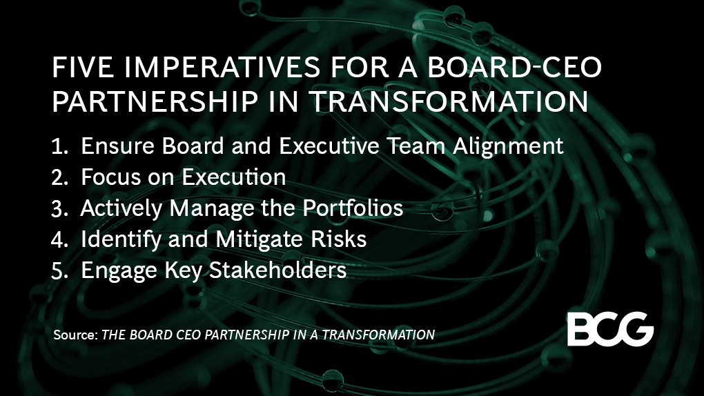 To Raj Gupta, current chair at @Aptiv and Avantor, successful transformations require companies to align around a clear point of view and take more ambitious steps. Five strategic imperatives for companies to design and foster a successful transformation: https://t.co/O612riPSya https://t.co/jsk8KOiwWk