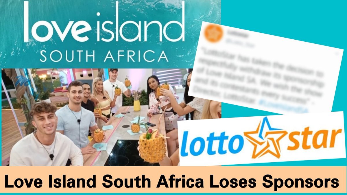 LOTTO STAR Pulls Sponsorship For Love island South Africa  Click link below 👇 for more information   Don't forget to subscribe  #LoveIslandsa #LoveIslandUSA | Love Island SA