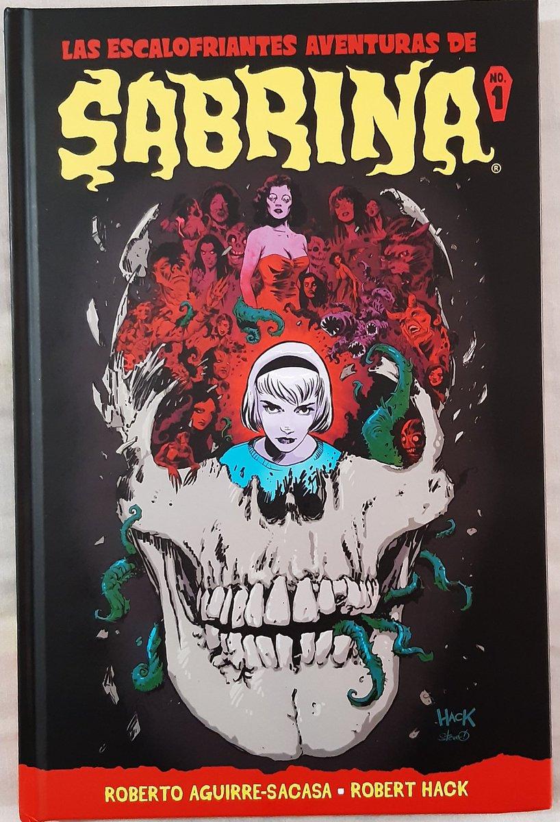 A saber un poco mas de Sabrina y sus escalofriantes aventuras😁 #Sabrina