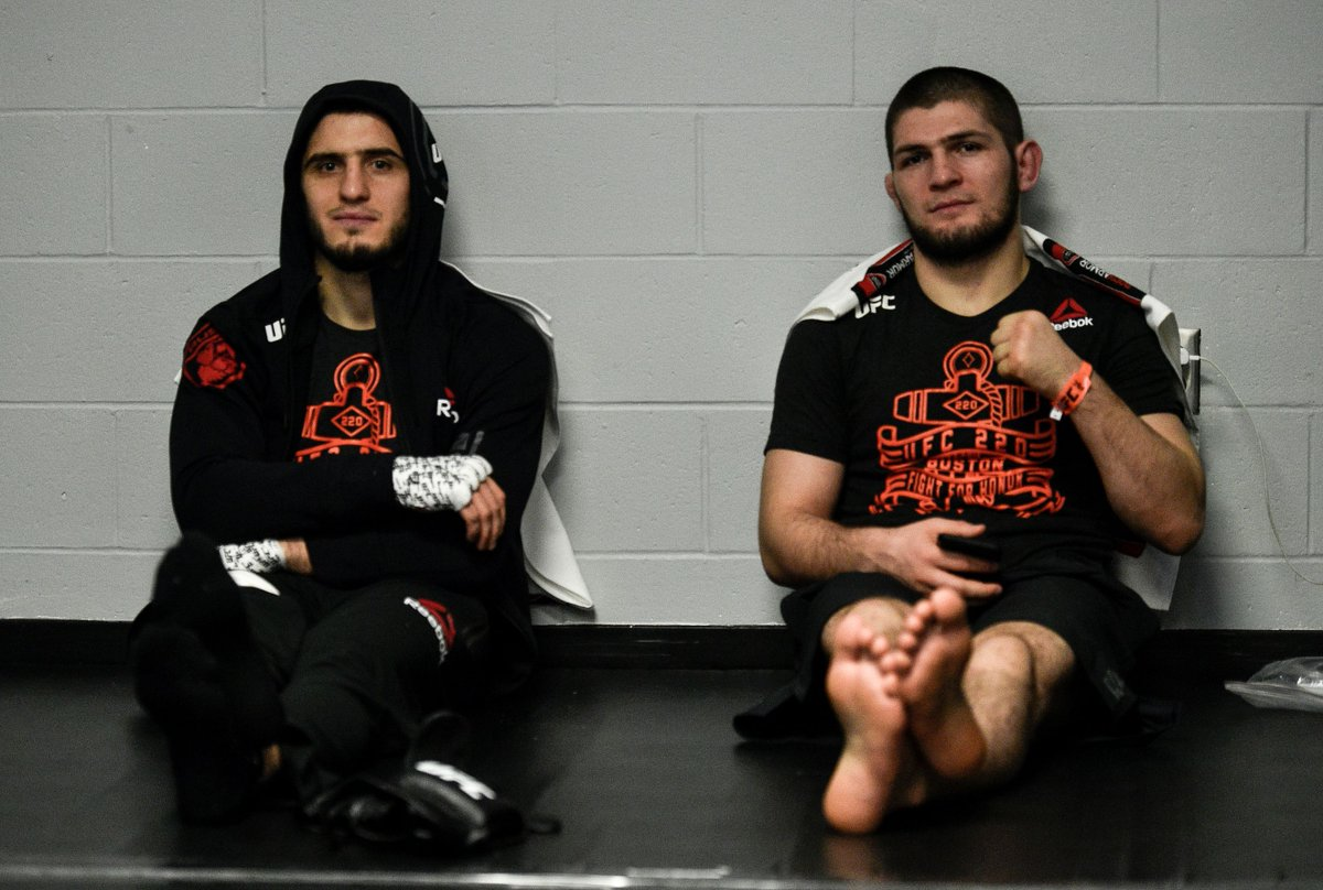 Morning Report: Khabib Nurmagomedov ready 'to live for myself and not devote myself 100 percent to sports'