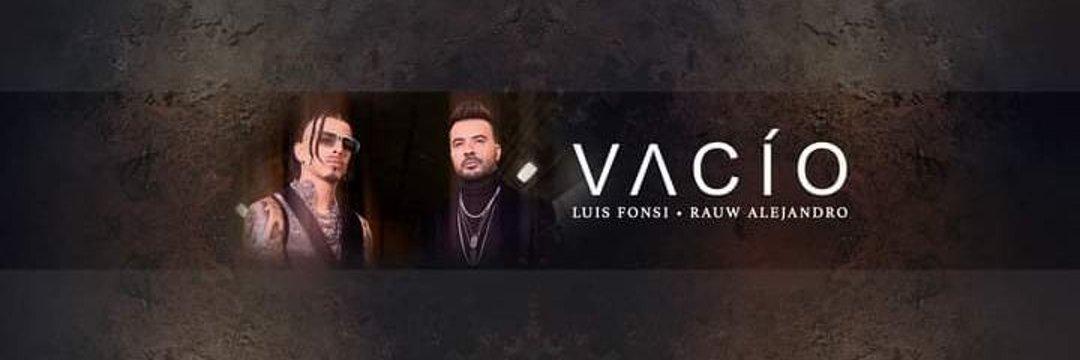 Argentina 🇦🇷 te espera para cantar y bailar #VACÍO ❤️  @LuisFonsi & @rauwalejandro
