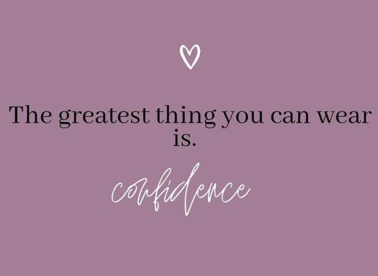 Good morning friends!!! This #tuesdaymorning #wearconfidence... it looks good on you! Have a great day y'all! #tuesdaymotivations #TuesdayFeeling #tuesdayvibes