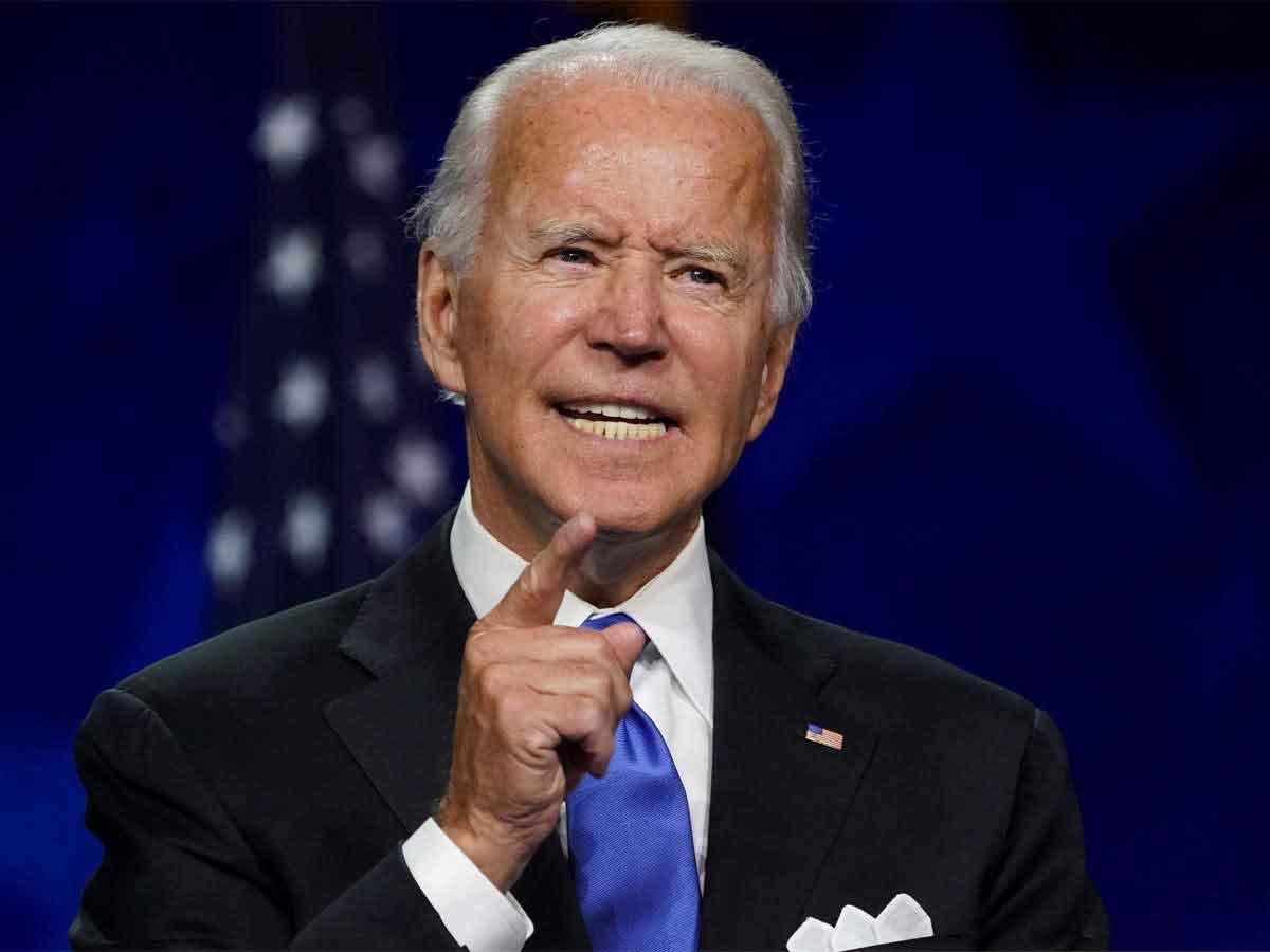 Joe Biden on Make in India: पीएम मोदी के मेक इन इंडिया अभियान से घबराया अमेरिका, जानिए क्या हो सकता है इसका असर  via @NavbharatTimes  #MakeInIndia #JoeBiden #US