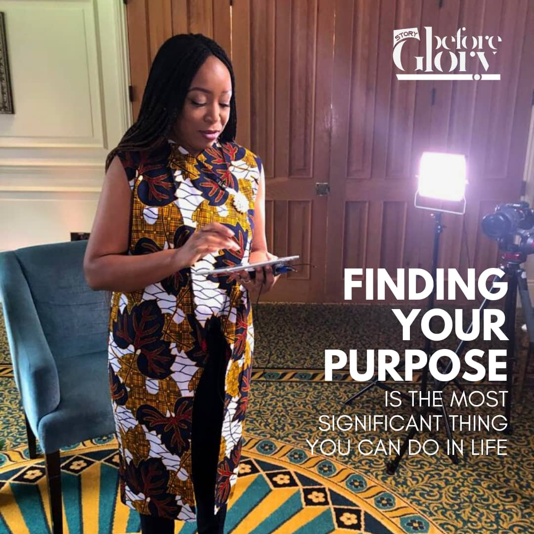 It is important for us to know why we are here and what impact we have on other people's lives.  Find your purpose today!  #storybeforeglory #TuesdayThoughts
