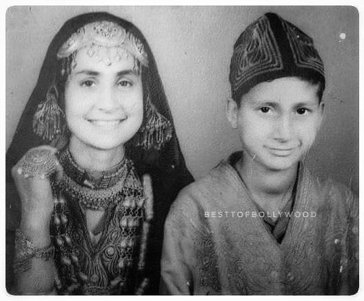 @AnupamPKher shares a throwback picture of #DulariRocks and his brother @RajuKher1 😍   #gurukher #yourbestdayistoday