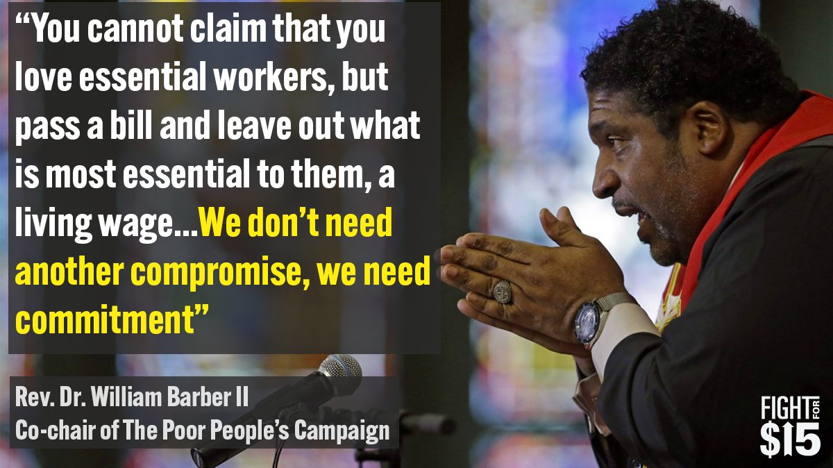 Our politicians are playing political games with our lives. Call your Senators and tell them to commit to a $15/hr minimum wage, and not to mess around: 888-639-5155 #RaiseTheWage #Fightfor15