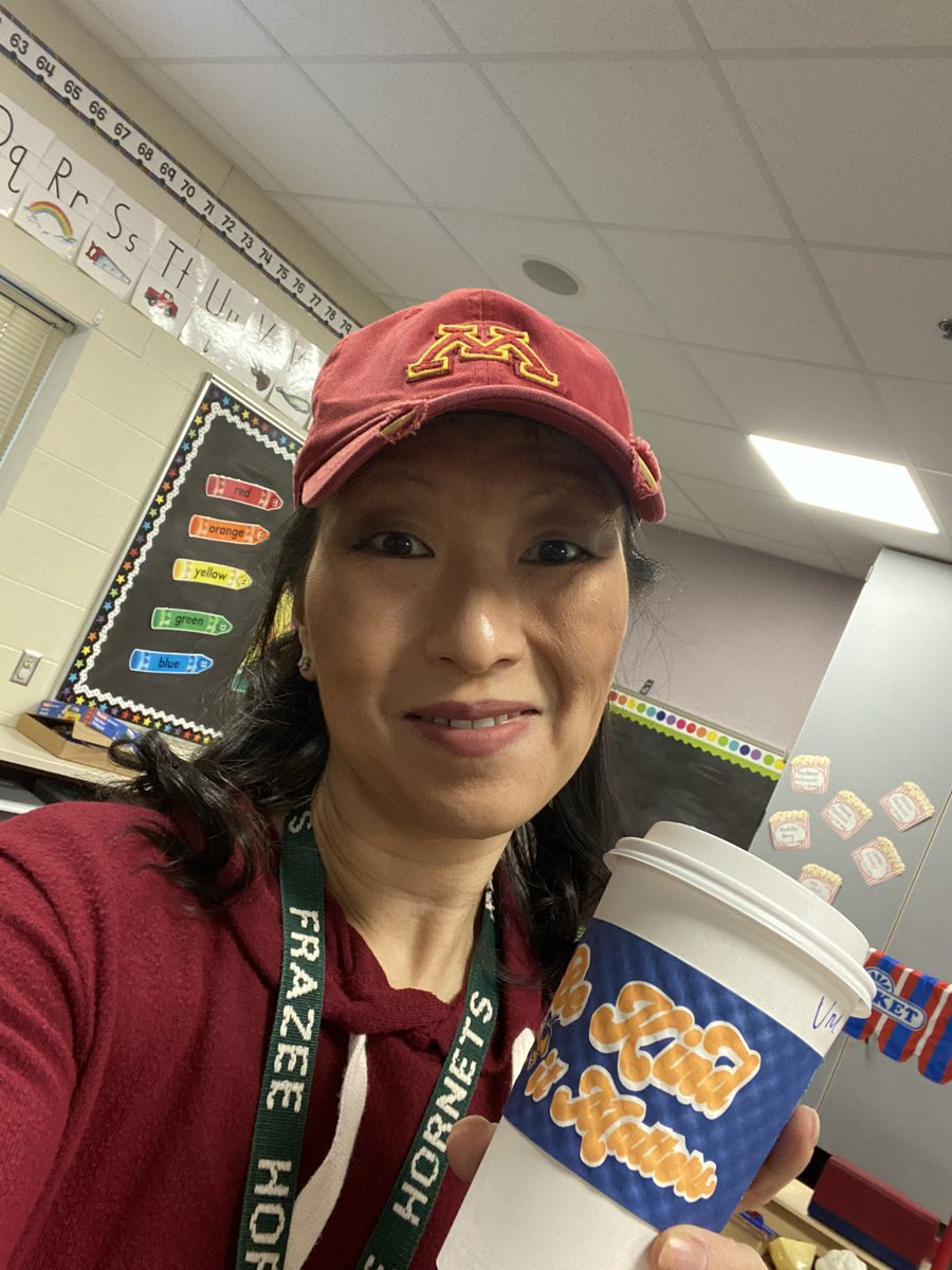 Happy Tuesday! Hat Day at school. One of these days I will buy my own hat to wear and not borrow from my boys. Coffee ☕️ from my local coffee shop. Thank you @mssummer! I'm going to make this day shine! Be someone's sparkle today. #tuesdayvibe #TuesdayFeeling