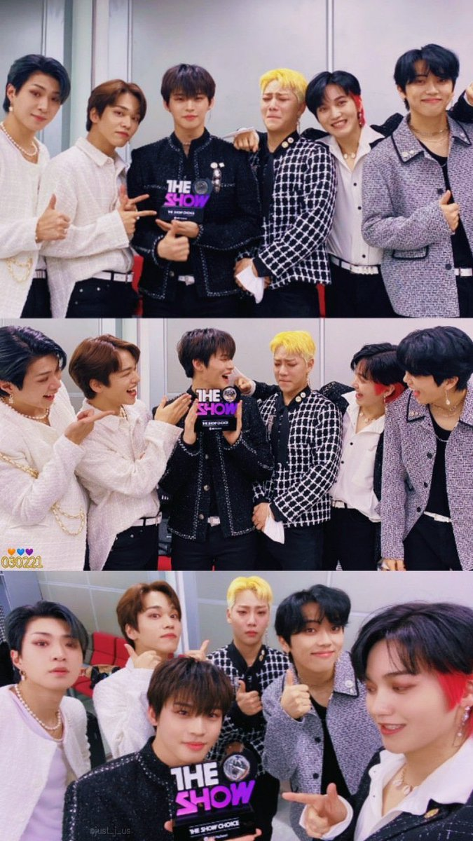 Best Boys deserves all the best things 🥺🧡💜💙  #ONF1stWin #온앤오프  #BeautifulBeautiful1stWin