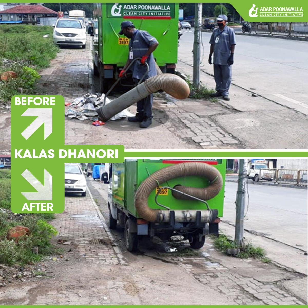 Transforming the city, one neighbourhood at a time!  #APCCI #TransformingPune #CleanCity #Pune #gogreen #cleanindia #plasticfree #SwachhBharat #litterfree #zerowaste