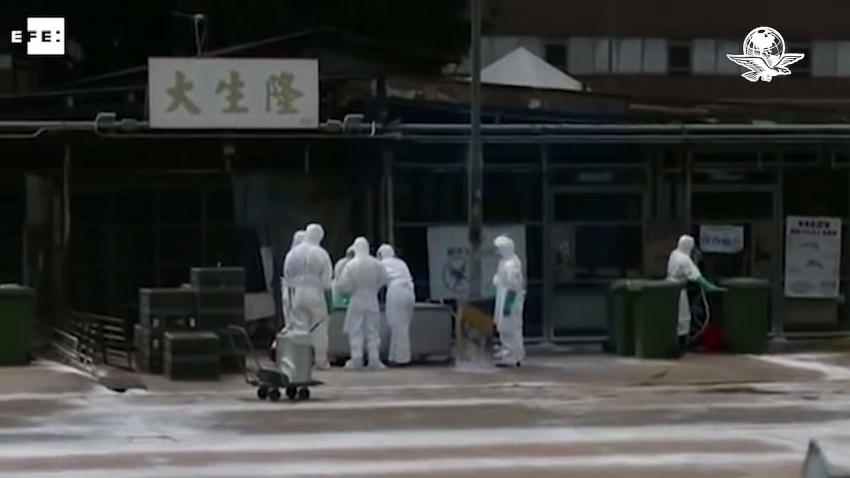 Russia reported its first case of bird flu strain H5N8 being passed from poultry to humans. Scientists found it in 7 workers at a poultry farm where an #outbreak was recorded among the birds in December 👉🏾