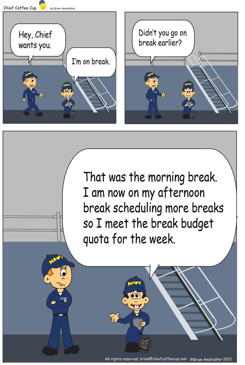 Break budget #tuesdaymotivations #tuesdayvibe #comics #comic #webcomic #fantasy #illustration #artist #artistsontwitter #artistsupport #navy #military #PhotoOfTheDay #happy #comedy #humor #LOL #lmao #funny #cartoon #goodmorning