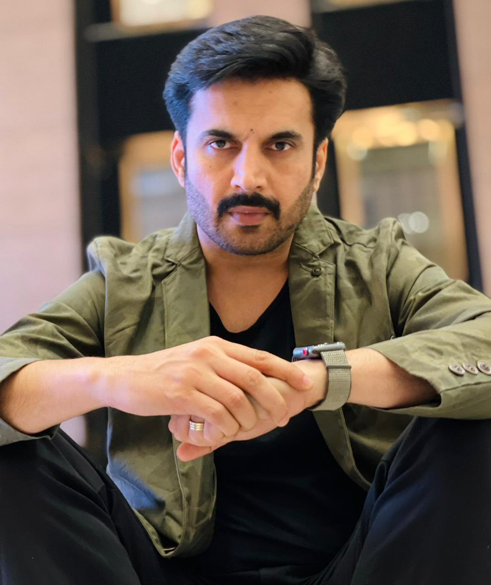 After doing a string of TV dramas & recently playing lead antagonist in 'Crackdown' actor @83_ajay is glad to be doing more OTT including the upcoming series 'Inspector Avinash' with Randeep Hooda. Writes @farahrizvi1