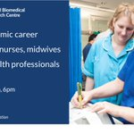 Image for the Tweet beginning: Are you a nurse, midwife