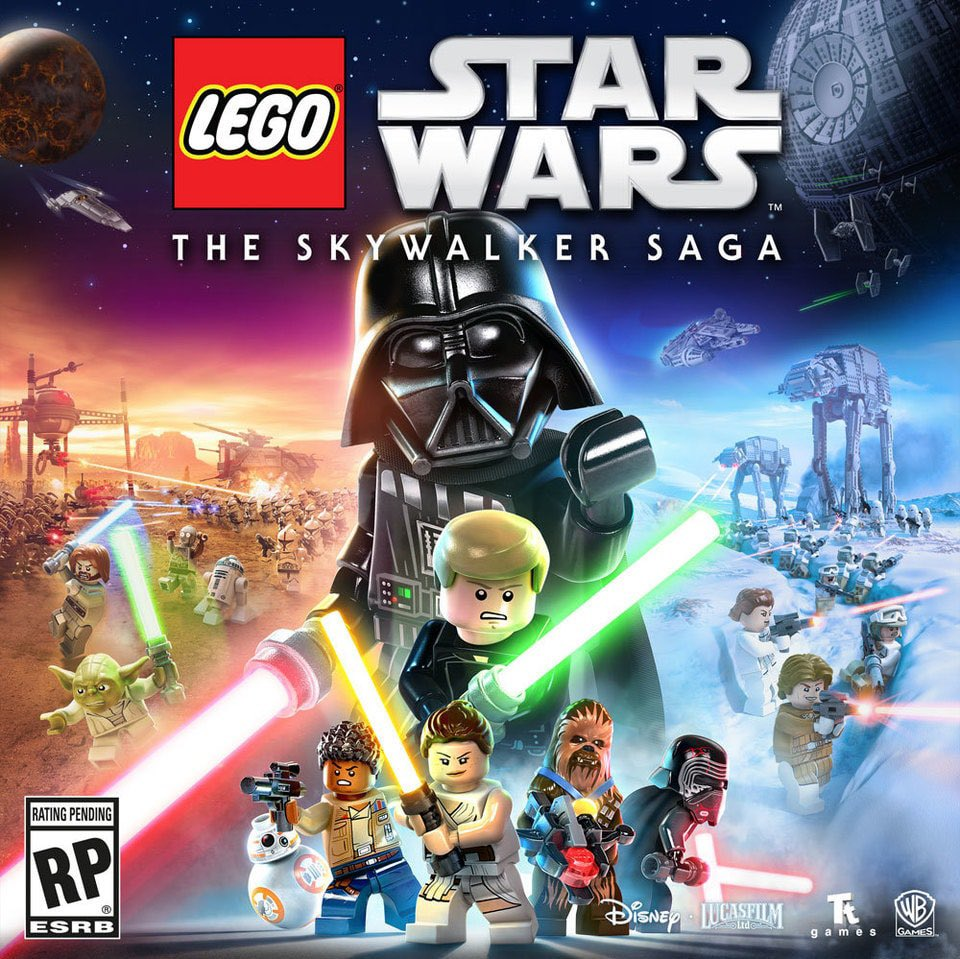 Replying to @CaptainRex_7567: You can only retweet this if you are getting Lego Star Wars The Skywalker Saga.