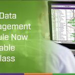 Image for the Tweet beginning: Well data management with the