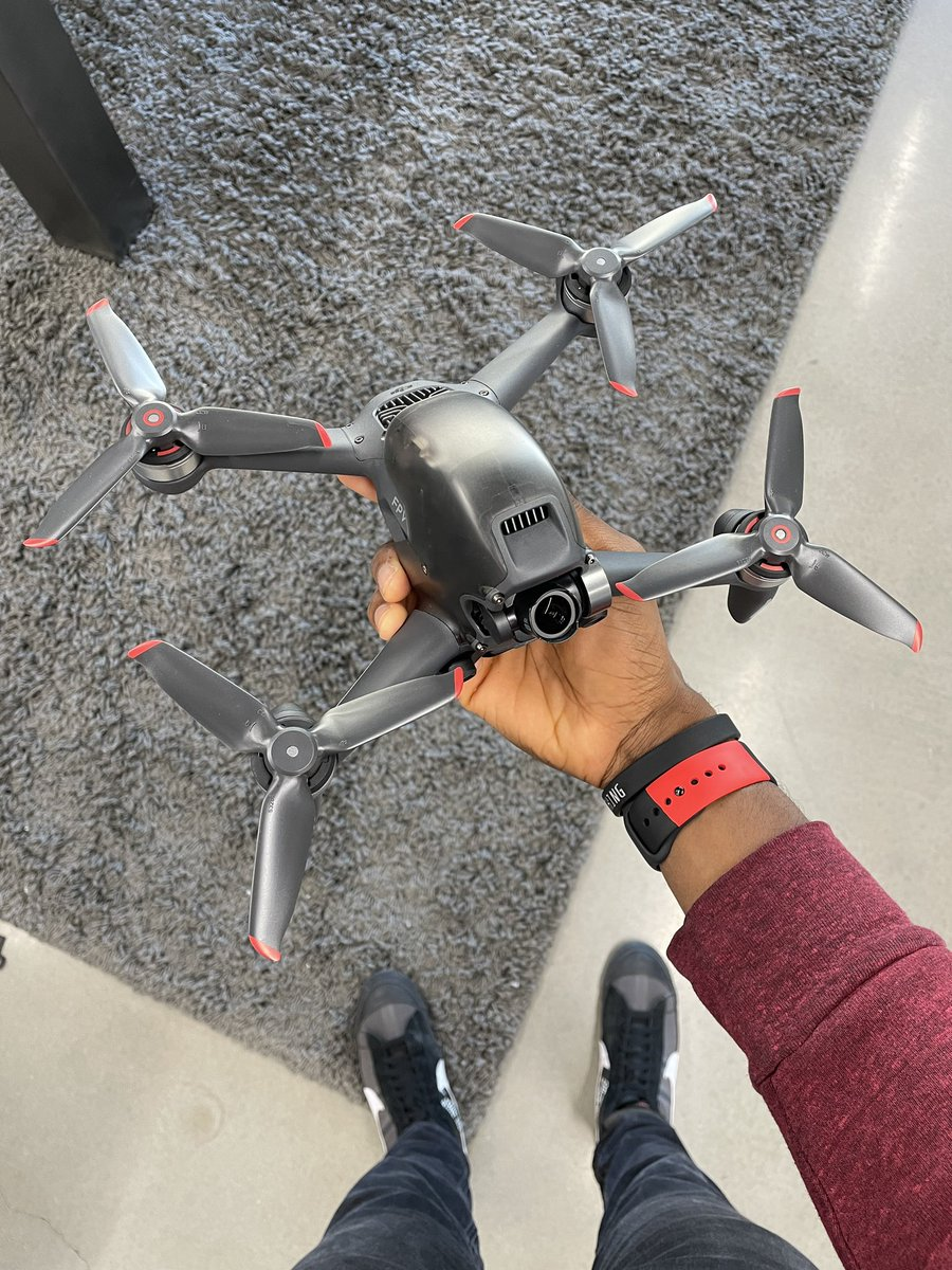 DJI made an FPV drone and it's absolutely sick. Planning a video with it that you guys aren't gonna want to miss 👀