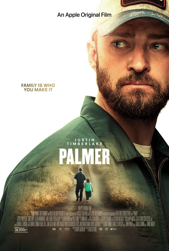 I usually don't watch that many Apple TV Plus content. I thought this movie is great. Justin Timberlake performance was great. If anyone has Apple TV Plus, I highly recommend watching this movie. @AppleTV #AppleTVPlus #PalmerMovie @palmermovie #Filmmaking #MovieReview #actorlife