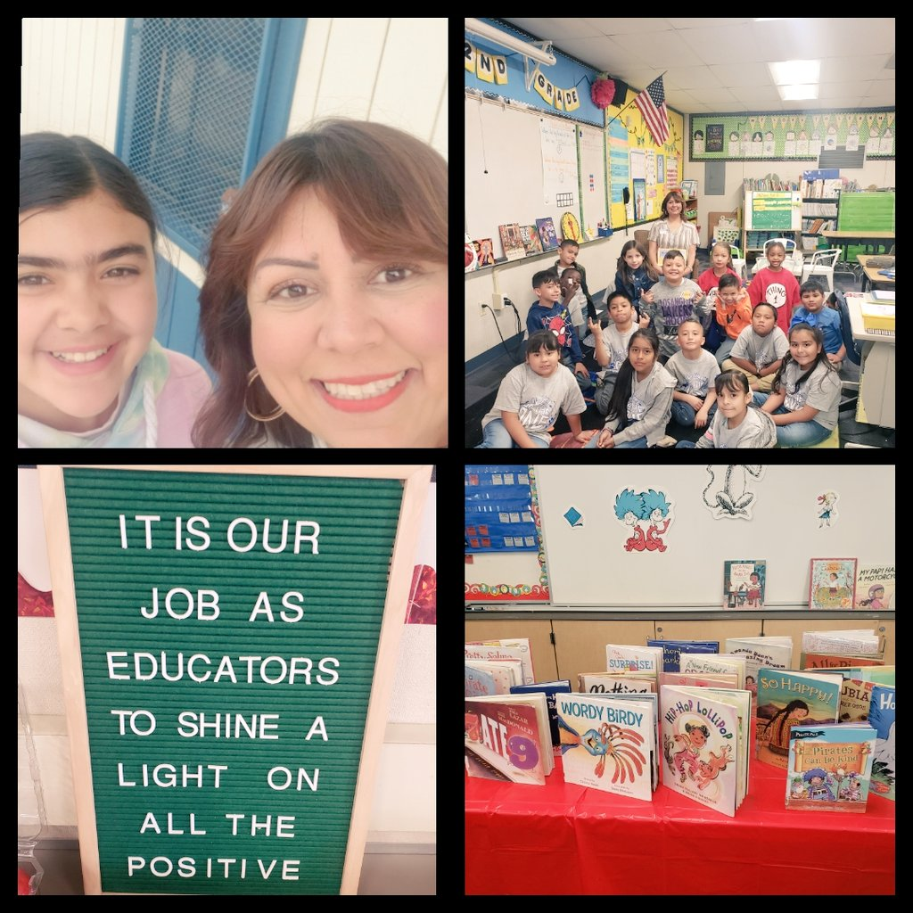 I had the pleasure of reading to students @Birney_CJUSD last year. This year, I will be participating with students from Del Rosa Elementary. It will be different, but nonetheless still meaningful. #ReadAcrossAmericaDay