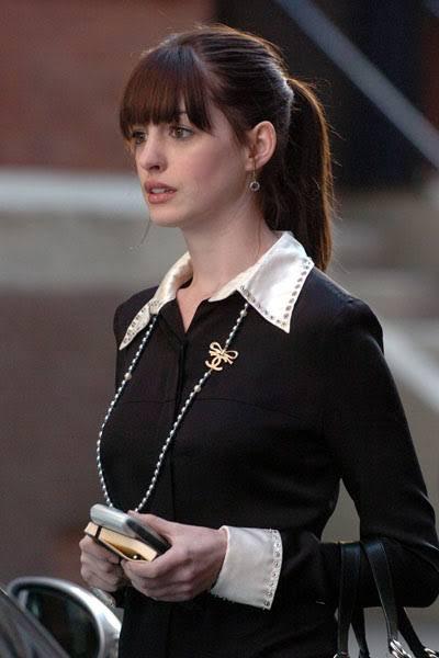 パク・ジニョンさんの衣装が…「プラダを着た悪魔」のアン・ハサウェイさんをかなり意識していた!