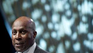 """""""Send me to help clear the rubble of racism still strewn across this country. Send me to be one of the bulldozers on behalf of equality and in the cleanup crews against injustice. Send me to disrupt injustice."""" - Vernon Jordan #RestInPeace"""