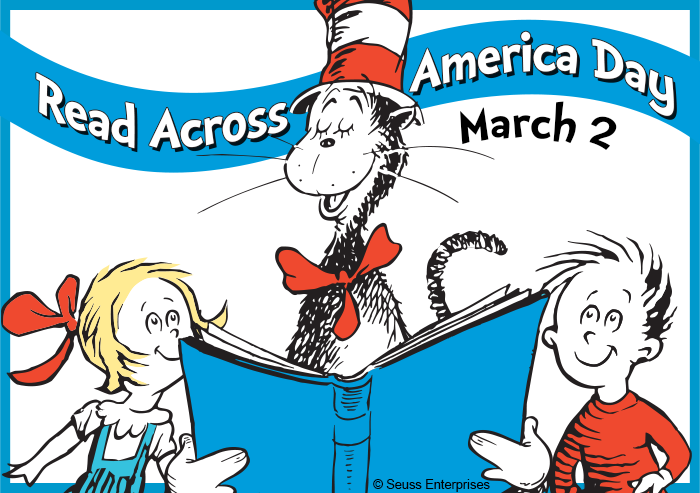 Celebrating #ReadAcrossAmericaDay with a good book, and #NationalReadingMonth with some of our favorite titles! Check them out here: