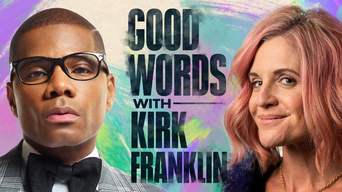 .@glennondoyle is sitting down with @kirkfranklin to share some Good Words. This week, Glennon is talking about redemption, artistry and finding your voice. Listen to a new episode of Good Words with Kirk Franklin wherever you get your podcasts: