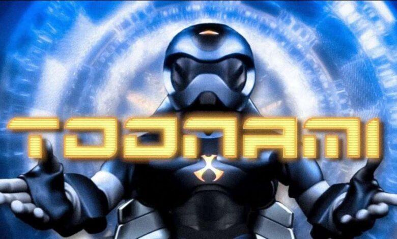 Los primeros Vtubers del mundo ♥ #Toonami #Cybernet
