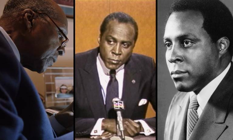 """""""But there will come a time and a place to give back, and each individual will recognize that time and place.""""---Vernon Jordan, 1935-2021.  A giant has been felled by time. Tempus Rerum Imperator.#CivilRights #EqualityAct #History #BidenHarris2020"""