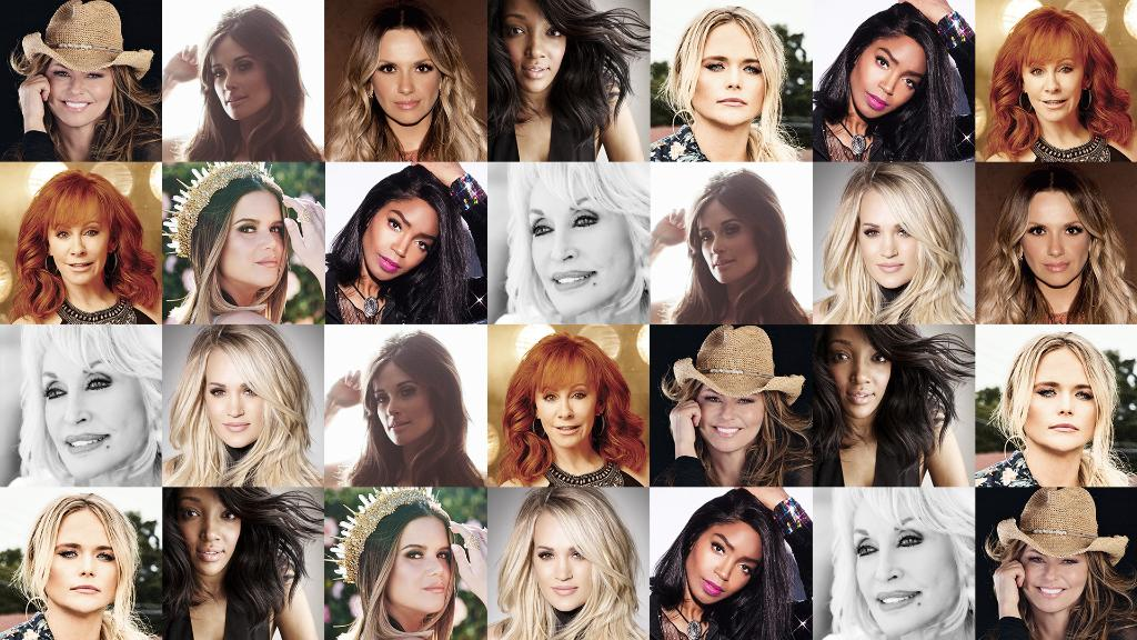 We're celebrating #WomensHistoryMonth by highlighting country music legends and rising stars in the genre! 🎶 💃   Check out all these powerful and talented ladies in action here 👇