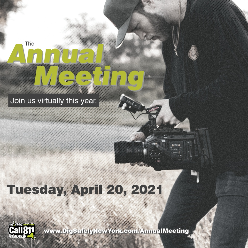 We're going virtual for our Annual Meeting this year! Save the date to join!   Visit…
