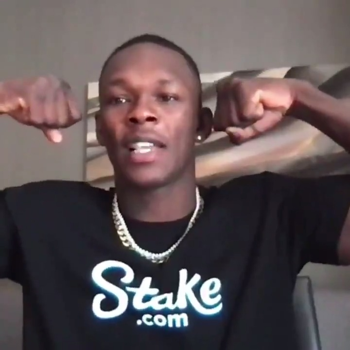 """Don't be surprised if I weigh in at 193 [pounds].""  Even though he's preparing for a light heavyweight fight, @stylebender says he's keeping ""the same energy"" and not changing his fight week routine ahead of #UFC259 (via @arielhelwani)"