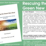 @BenPBradshaw. Ben. Do read my pamphlet on Rescuing the Green New Deal. Lots of economists are calling for taxation of the really wealthy. The pandemic has made them even richer. Funding a recovery has to start from there.