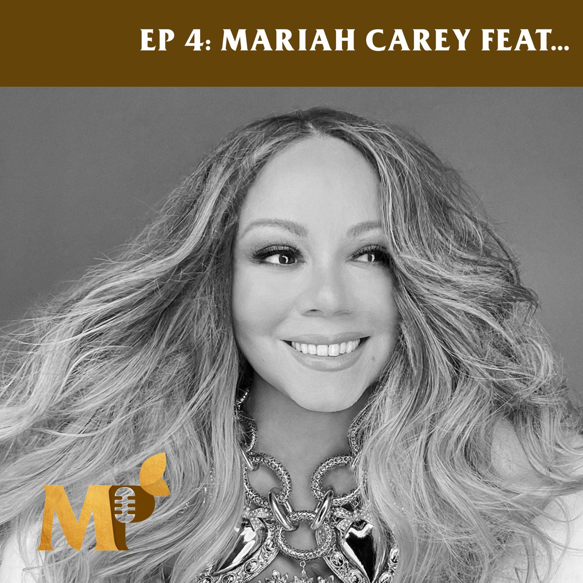 Who do we think Mariah should collaborate with? ✨   Find out when the next episode of the Mariah Podcast drops at MIDNIGHT UK time 🦋   #MariahCarey #lambily