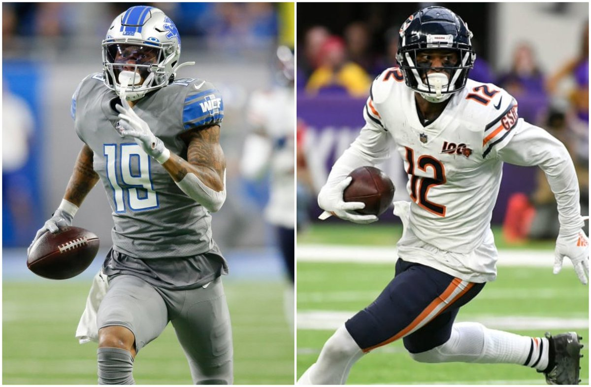 "ESPN's Jamison Hensley reports the ""expectation is Baltimore won't pursue a No. 1 wide receiver like Allen Robinson or Kenny Golladay  Hensley said the #Ravens could pursue ""one or two wide receivers from the second tier"" -- wideouts like Sammy Watkins, A.J. Green, & Corey Davis."