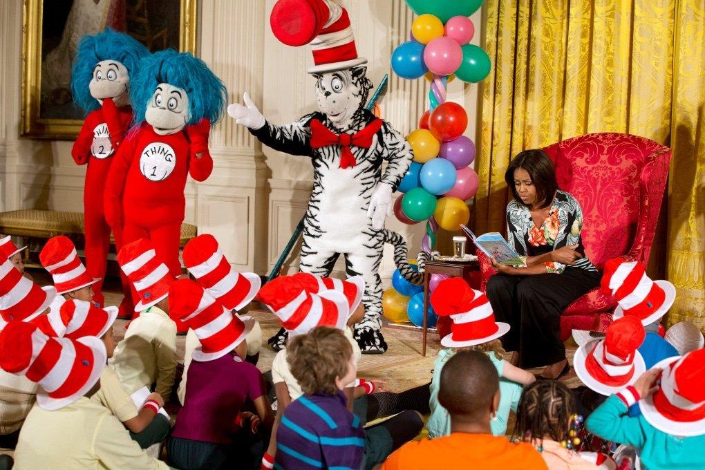 @SharylAttkisson Michelle Obama Spreading Racism 😏