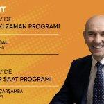 """Image for the Tweet beginning: Bugün saat 22.30'da @krtkulturtv'de """"Şimdiki"""