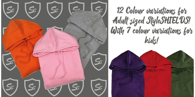 There's under TWO DAYS left on our StyleShield @kickstarter campaign & whilst we are ever so grateful to those who've chosen to back us, we would love to #SpreadTheWord far & wide! StyleShield is a trendy hoodie with a difference - a built-in face mask 🤯!
