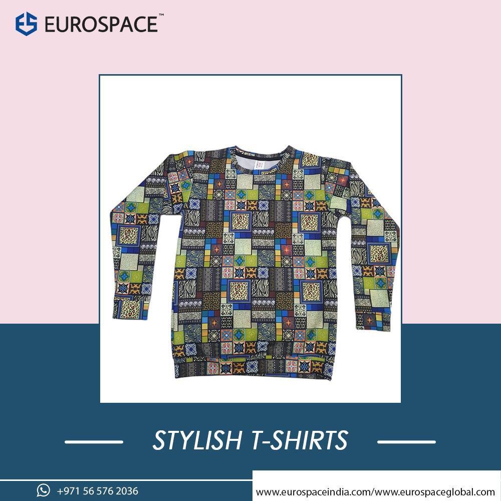 #Eurospace #eurospace wholesale basic T shirts competitive price and high quality will help your business.  WhatsApp:+91 8475004646  #eurospace #clothing #manufacturer #wholesale #india #makeinindia #VocalForLocal #wholesaleclothing #MondayMotivation #fashionblogger #exportclothe