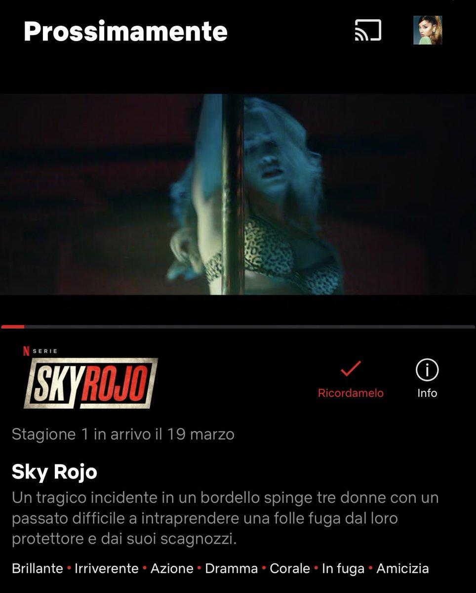 sky rojo trailer