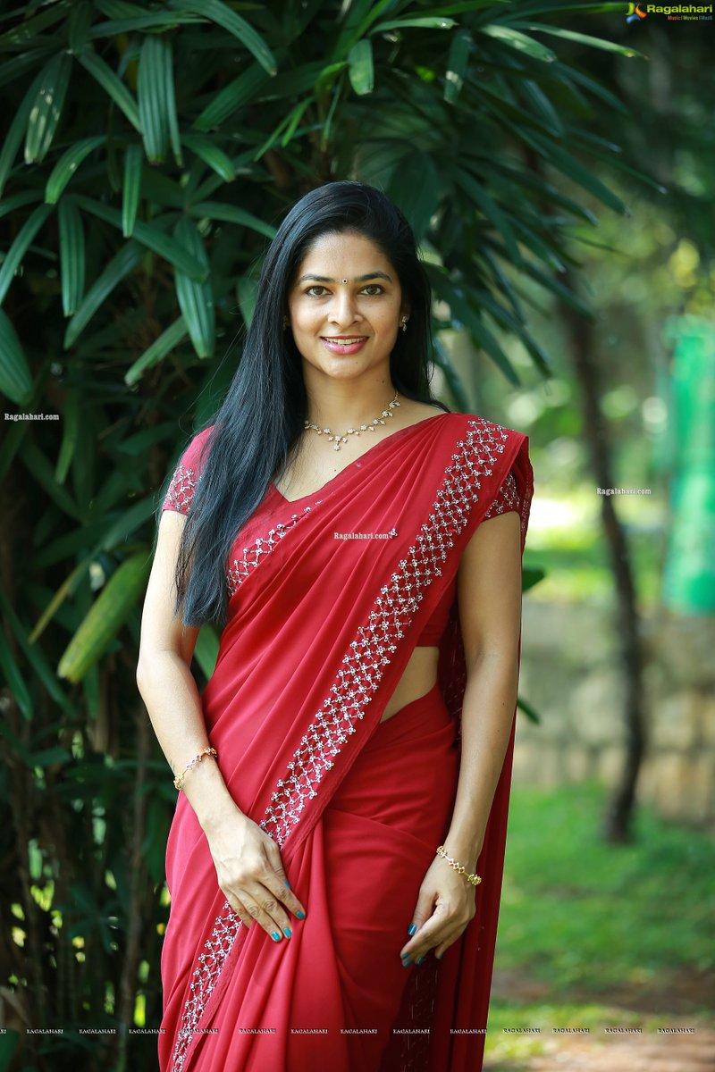 Madhumitha Sivabalaji Latest Stills -   #MadhumithaSivabalaji #Smile #Cute #Ragalahari #SareeLook  Madhumitha - Swapna Madhuri