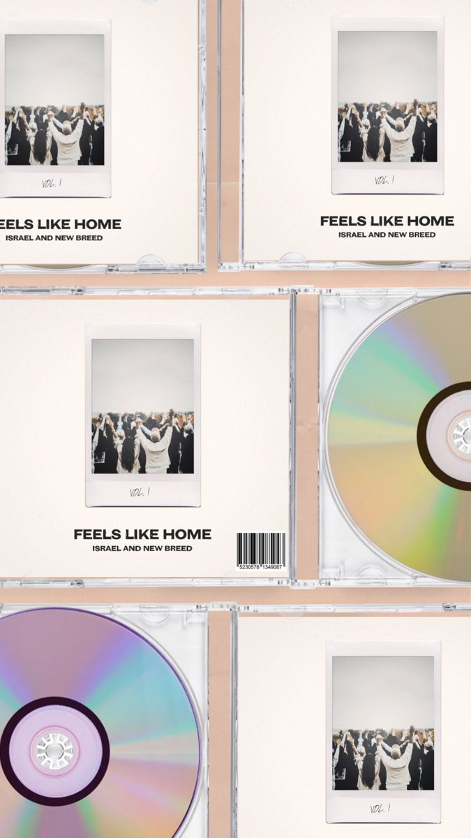 Good morning, Fam! Feels Like Home, Vol. 1 is here! 💿 Now available to stream everywhere! https://t.co/6jicuZD6q2 https://t.co/QWe6igNrmJ