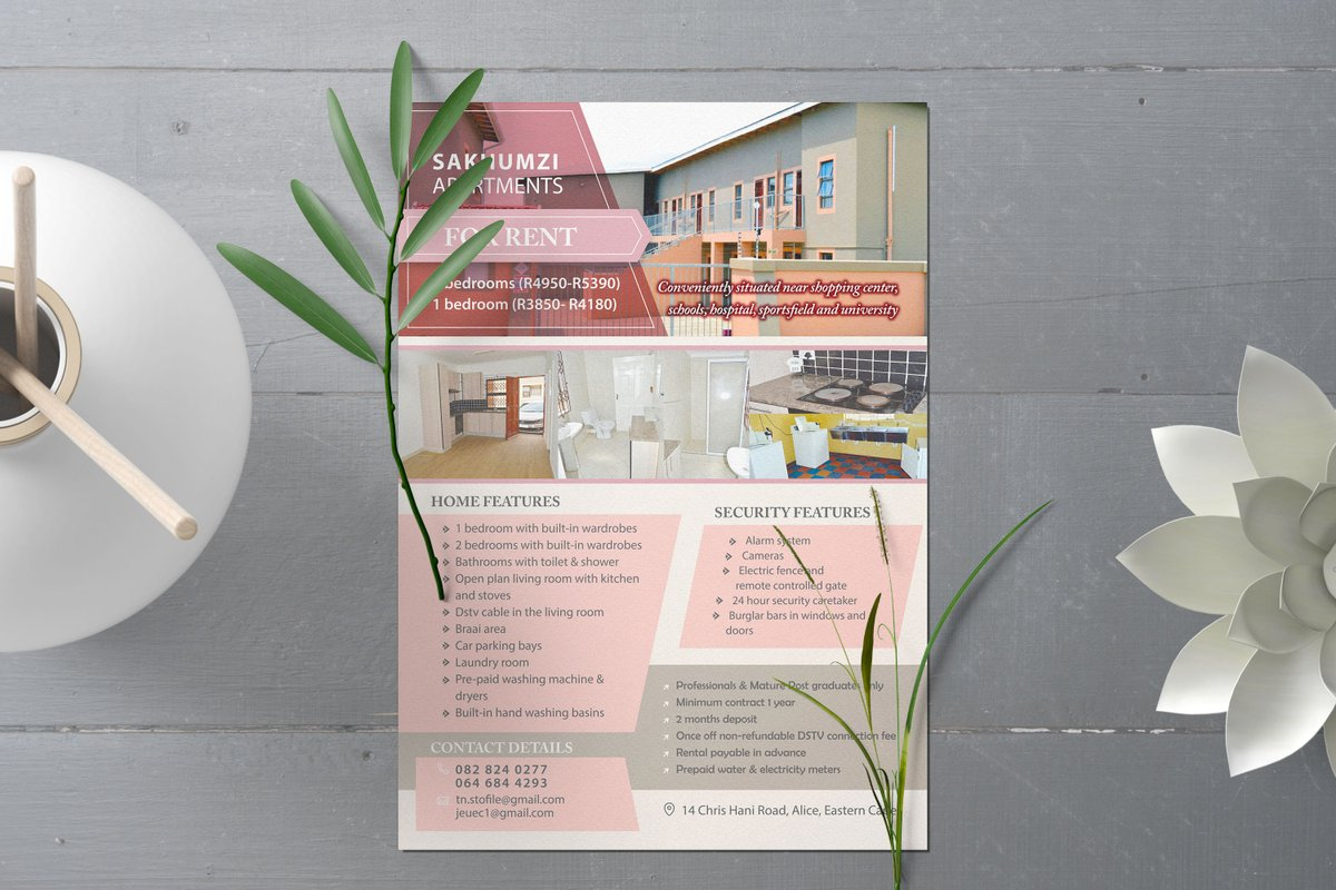 FLYER/POSTER A4 size  Contact me:   #Flyer #Poster #flyers #flyerdesign #posterdesign #design #graphic #GraphicDesigner #GraphicDesign #designer #Brochure #BrochureDesign #Graphixtion #graphics #realestate #tuesdayvibe #tuesdaymotivations, #TuesdayThoughts